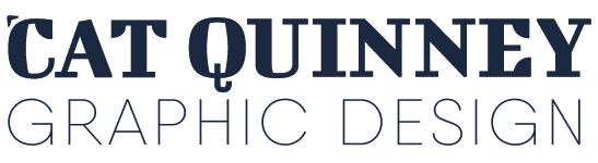Cat Quinney Graphic Design Logo