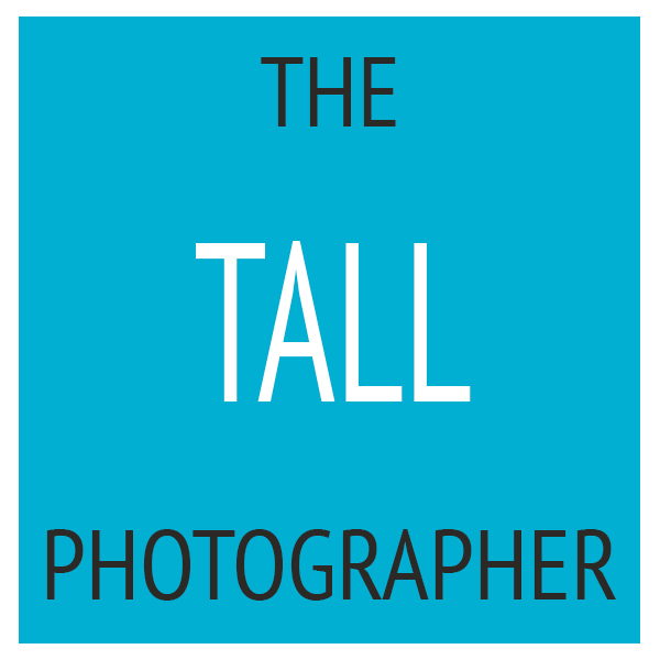 The Tall Photographer Logo